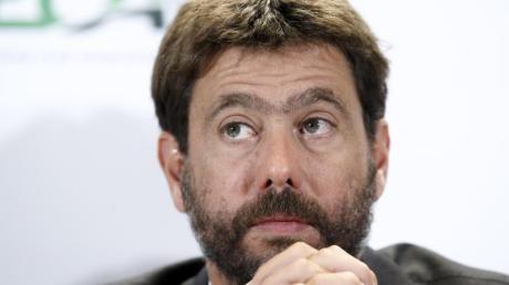 Andrea Agnelli ist der Präsident der Europäischen Fußball-Clubvereinigung (ECA).