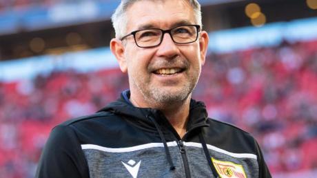 Urs Fischer will seinen zweiten Derbysieg als Union-Coach.