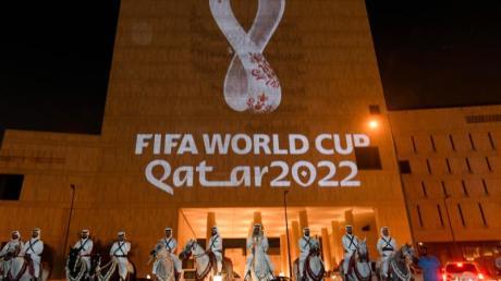 Die WM 2022 wird in Katar ausgetragen.