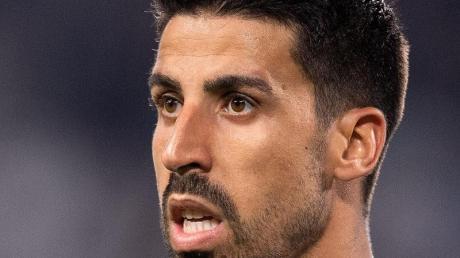 Muss erneut eine Verletzung auskurieren: Sami Khedira von Juventus Turin.