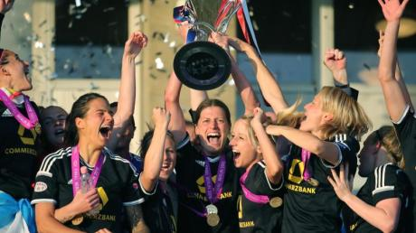 Unter neuem Namen wollen die Frankfurter Fußball-Frauen an alte Erfolge anknüpfen.