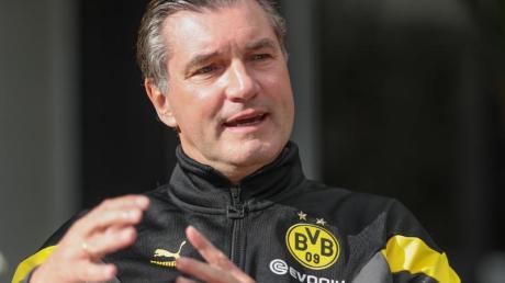 Hat seinen Vertrag bei Borussia Dortmund verlängert: Sportdirektor Michael Zorc.