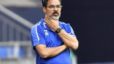Soll dem Vernehmen nach Trainer beim FC Schalke 04 bleiben: David Wagner.