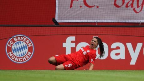 Bei den Frauen des FC Bayern München findet ein personeller Umbruch statt.