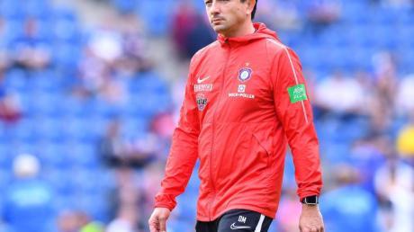 Daniel Meyer trainiert jetzt Eintracht Braunschweig.
