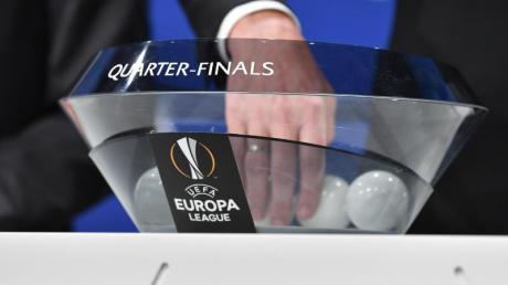 Die Viertelfinal-Partien der Europa League wurden in Nyon ausgelost.