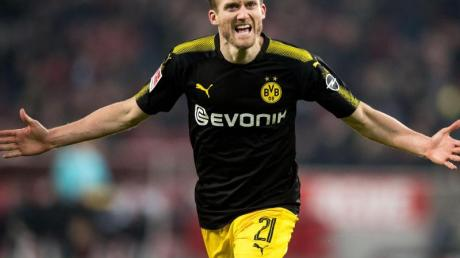 Löst seinen bis 2021 gültigen Vertrag bei Borussia Dortmund auf: André Schürrle.