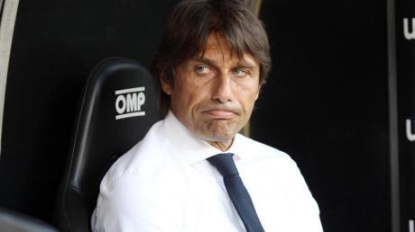 Trainer Antonio Conte kritisierte die Inter-Bosse.