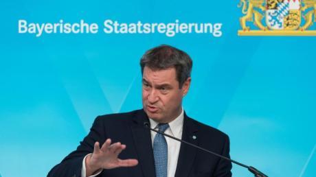 Mit Markus Söder sind die Umfragewerte der CSU gestiegen.