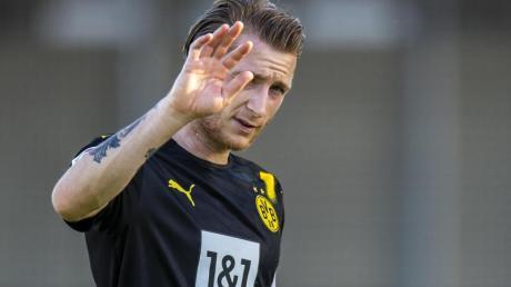 Marco Reus ist der Führungsspieler beim BVB.
