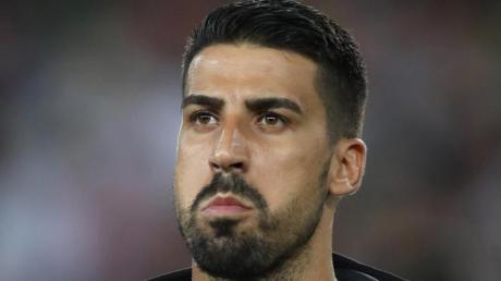 Sami Khedira kann sich einen Wechsel in Premier League vorstellen.