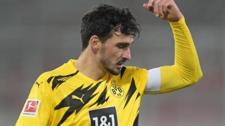 BVB-Star Mats Hummels war nach der Niederlage bei Union Berlin bedient.
