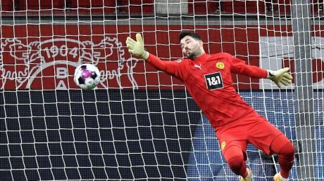 Fällt für den BVB wegen einer Schulterverletzung gegen den FC Augsburg aus: Torwart Roman Bürki.