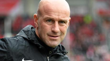 Ist neuer Trainer beim 1. FC Kaiserslautern: Marco Antwerpen.