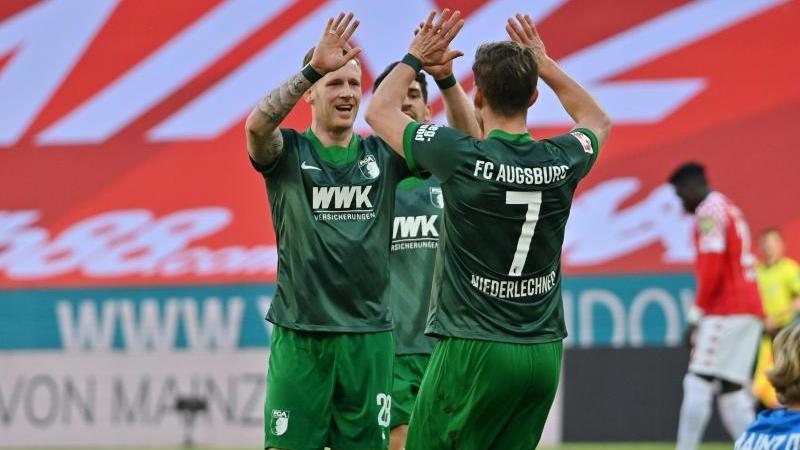 FC Augsburg: Nachrichten und Neuigkeiten - cover