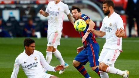 Im spanischen Clasicó stehen sich am Wochenende Real Madrid und der FC Barcelona gegenüber.
