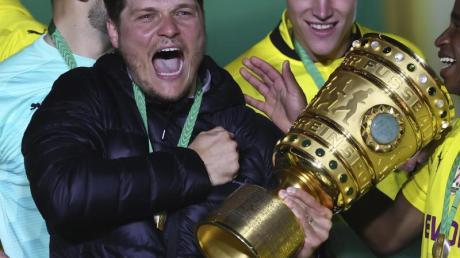 Wurde zuletzt immer wieder mit anderen Clubs in Verbindung gebracht: BVB-Coach Edin Terzic.