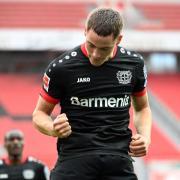 Top-Talent Florian Wirtz schoss Leverkusen gegen Union in Führung.