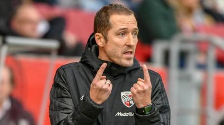Roberto Pätzold trainiert jetzt den FC Ingolstadt.