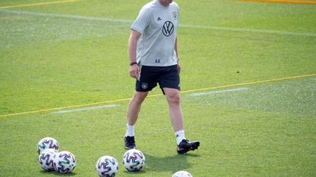 Beendet nach 17 Jahren seine Arbeit beim DFB: Torwarttrainer Andreas Köpke.
