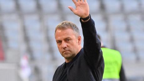 Hansi Flick tritt die Nachfolge von Bundestrainer Joachim Löw an.