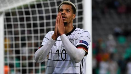 Hat beim VfL Wolfsburg einen Vertrag bis 2025 Unterschrieben: Lukas Nmecha.