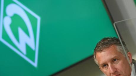 Frank Baumann, Geschäftsführer SV Werder Bremen.