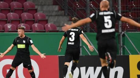Der TSV Havelse ist in den Profifußball zurückgekehrt.