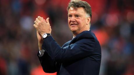 Übernimmt erneut die niederländische Nationalmannschaft: Trainer Louis van Gaal.