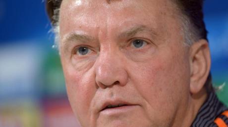 Louis van Gaal übernimmt zum dritten Mal den Posten des Cheftrainers der niederländischen Elftal.