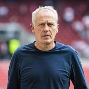 VfL Osnabrück - SC Freiburg im DFB Pokal: Übertragung, Liveticker, Aufstellung, Spielstand, Sender, Termin, Uhrzeit - die Infos. Im Bild: Freiburg-Trainer Christian Streich .