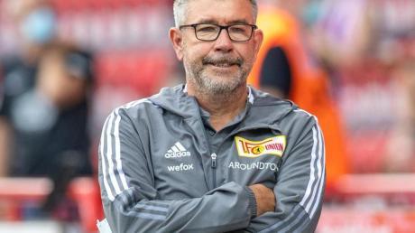 Sieht beim Heimspiel gegen Maccabi Haifa die Berliner in der Pflicht: Union-Trainer Urs Fischer.