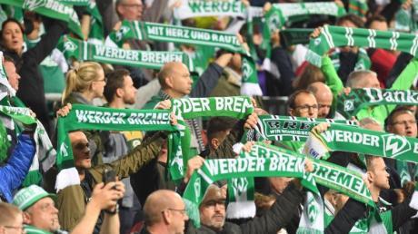 Werder Bremen setzt gegen den 1. FCHeidenheim auf möglichst viele seinerFans.