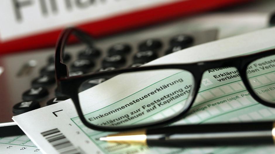 Finanzen: Fristen, Belege, Arbeitsmittel: Was sich bei der Steuer ...