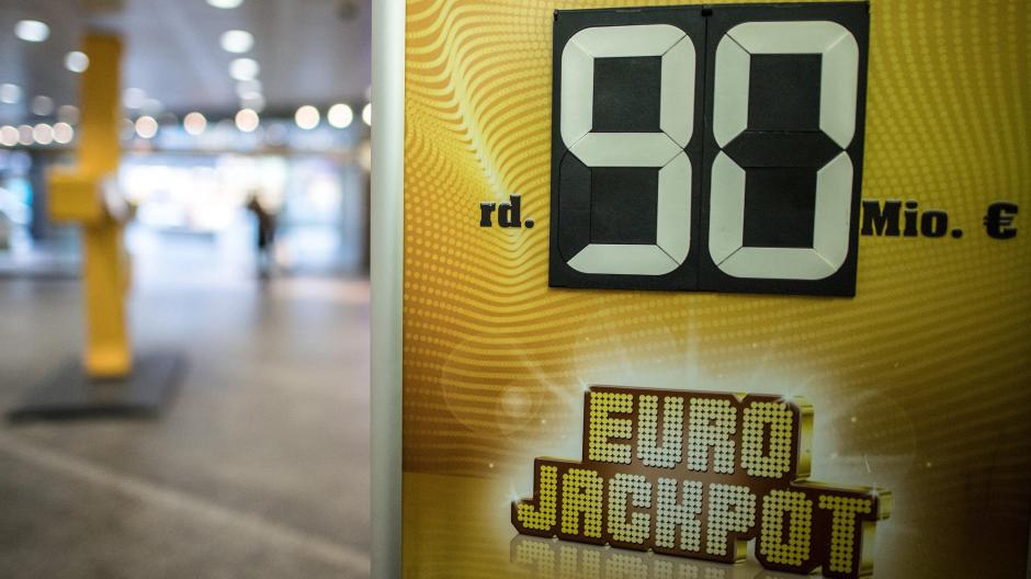 Eurojackpot 22.11.19