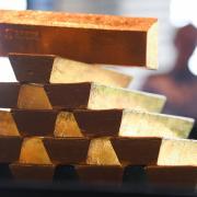 Gold gilt als Sicherheit in Krisenzeiten. Doch diesmal sank der Preis.