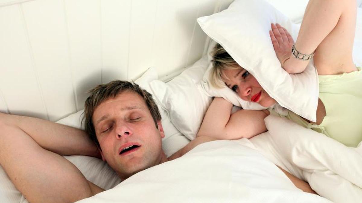 gesundheit qu lendes s gen was tun gegen schnarchen. Black Bedroom Furniture Sets. Home Design Ideas