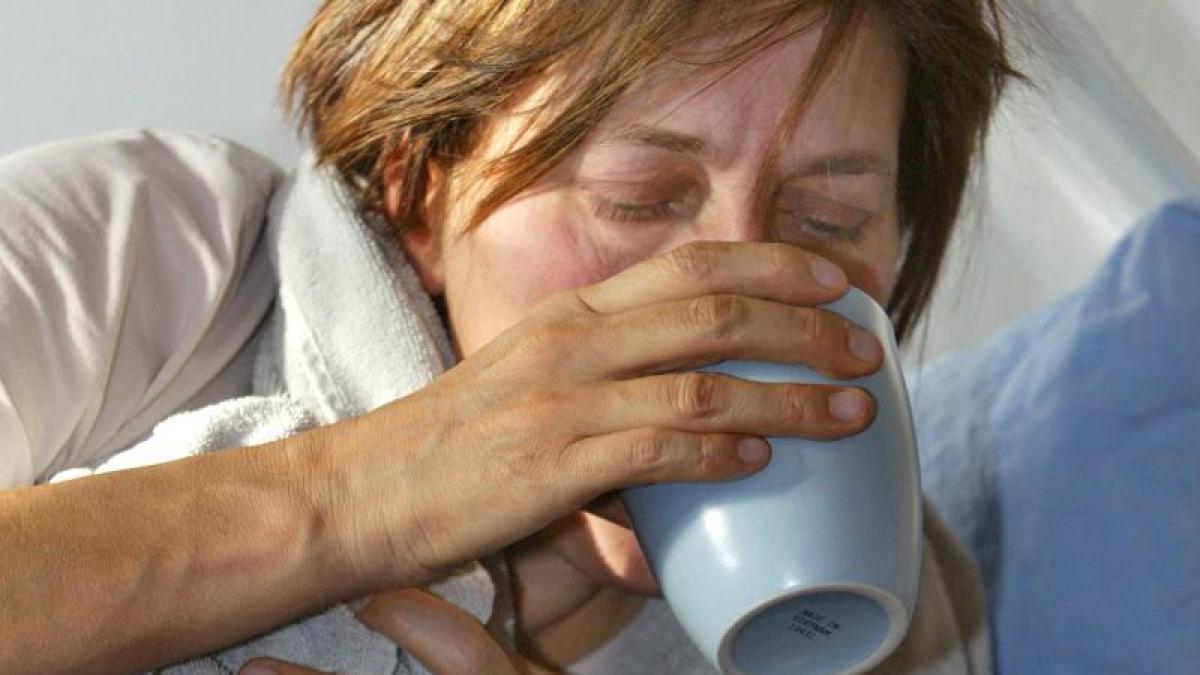 Halsschmerzen Gehen Nicht Weg