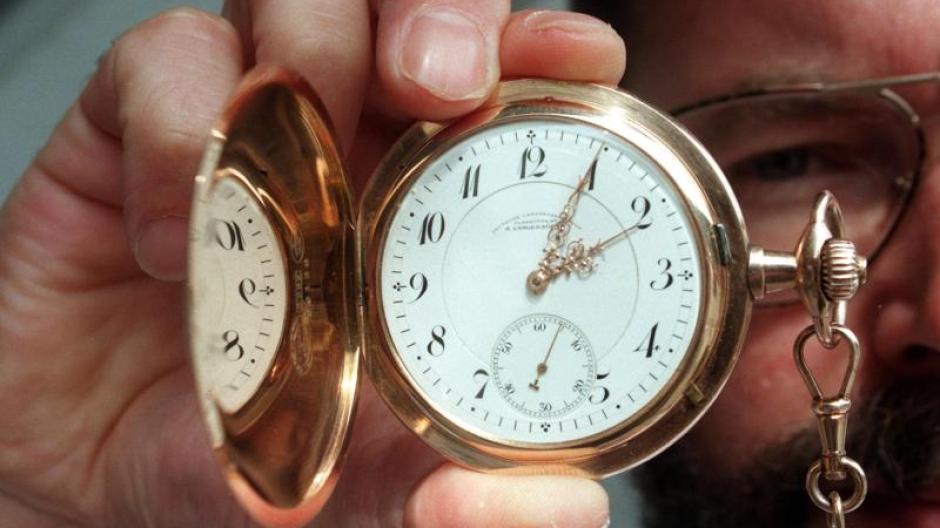 Dinge, die die Zeit vergehen