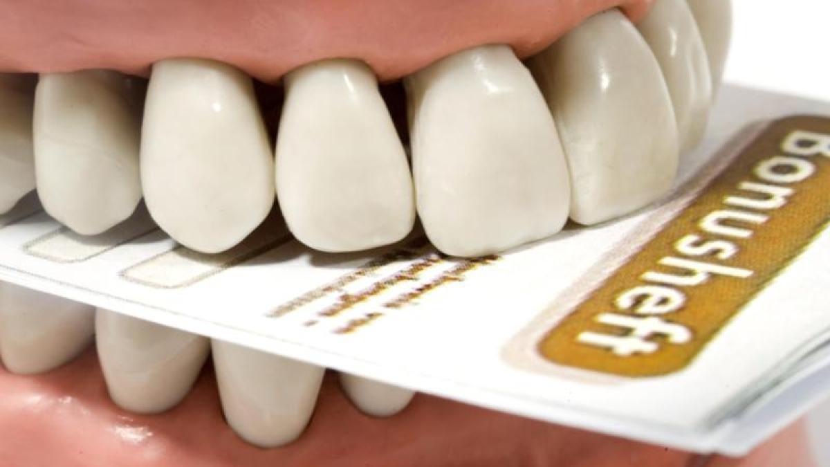 Bonusheft verloren: Zahnarzt kann Infos nachtragen - Augsburger Allgemeine