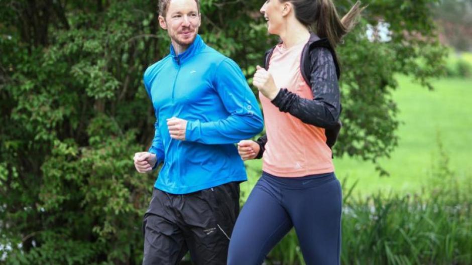 Immer schön langsam  Fitness  Mit Slow Jogging zu mehr Bewegung ... 36e094570f