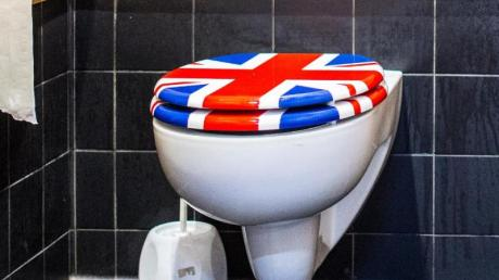 Viele Menschen weltweit haben keinen Zugang zu hygienischen Toiletten wie dieser feschen Designer-Toilette aus England. Foto: dpa