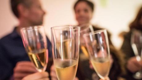 Auch auf Privatpartys sollten Feierlustige vorerst verzichten.