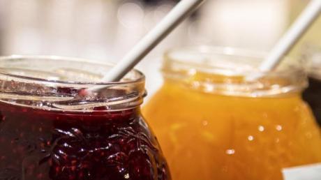Marmeladen aus Deutschland und Frankreich werden vom 1. September an von Strafzöllen bei der Einfuhr in die USA betroffen sein.