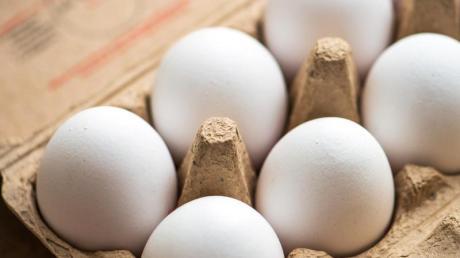 """Wegen eines erhöhten Dioxinwerts werden Eier der Sorte """"Freilandhaltung für mehr Tierschutz"""" zurückgerufen."""