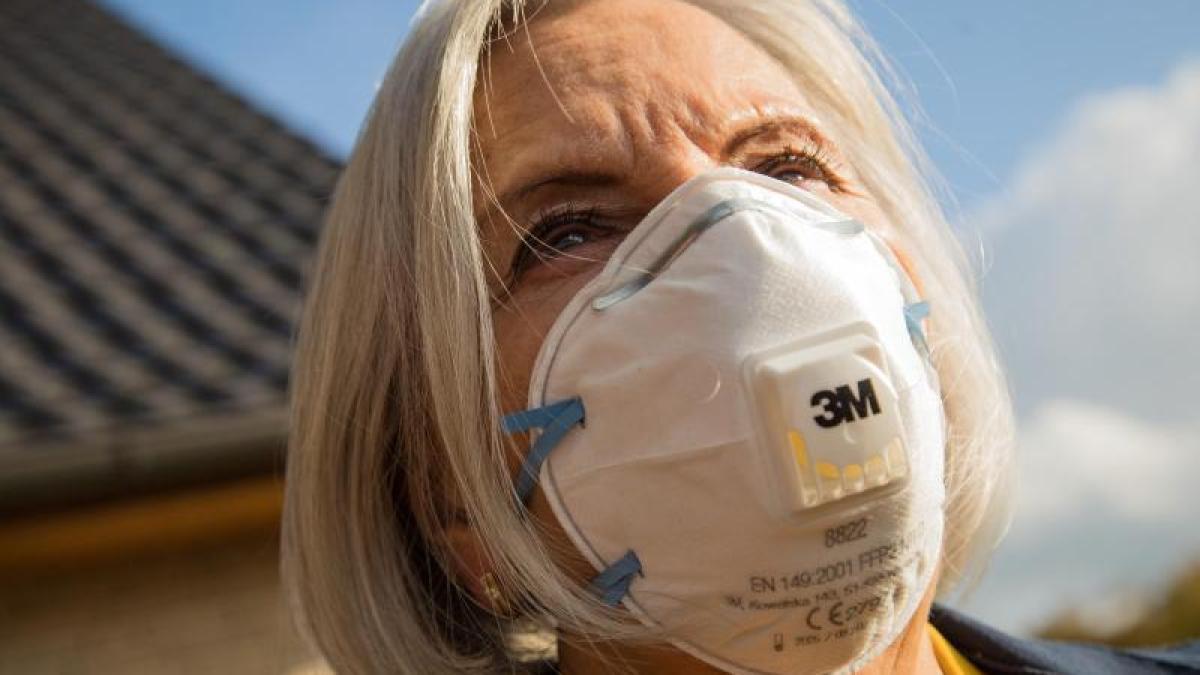 Sitzt der Schutz?: FFP2-Masken unterscheiden sich nach ...