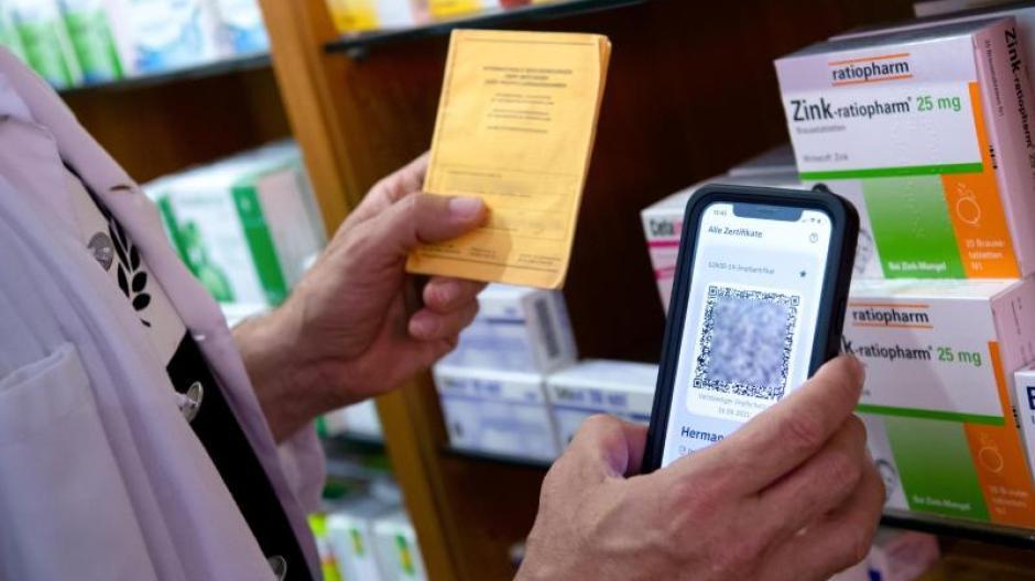 Landkreis Neu Ulm Server Down Aktuell Kein Digitaler Impfpass Bei Apotheken Und Impfzentren Erhaltlich Neu Ulmer Zeitung