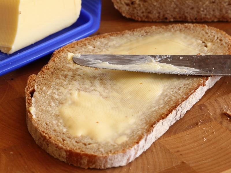 Ernährungswissenschaftler mit hohem Cholesterinspiegel