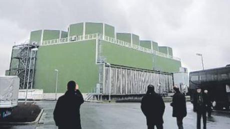 """""""Eine Behinderung des wichtigsten Zukunftsenergieträgers, nämlich der regenerativen Energien, durch dieses neue Großkraftwerk darf es nicht geben.""""Aus dem offenen Brief an die Gemeinde"""