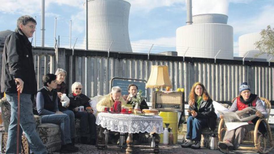 Fukushima Gibt Thomas Wolf Energie Seit über 20 Jahren Protestiert